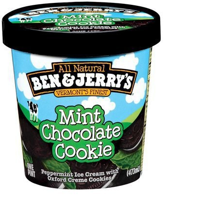 The Definitive List of Ben & Jerry's Ice Cream | Gold Jacket, Green ...